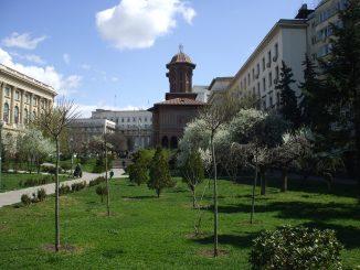 Kretulescu Church - Bucharest