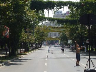 Via Sport in Bucharest