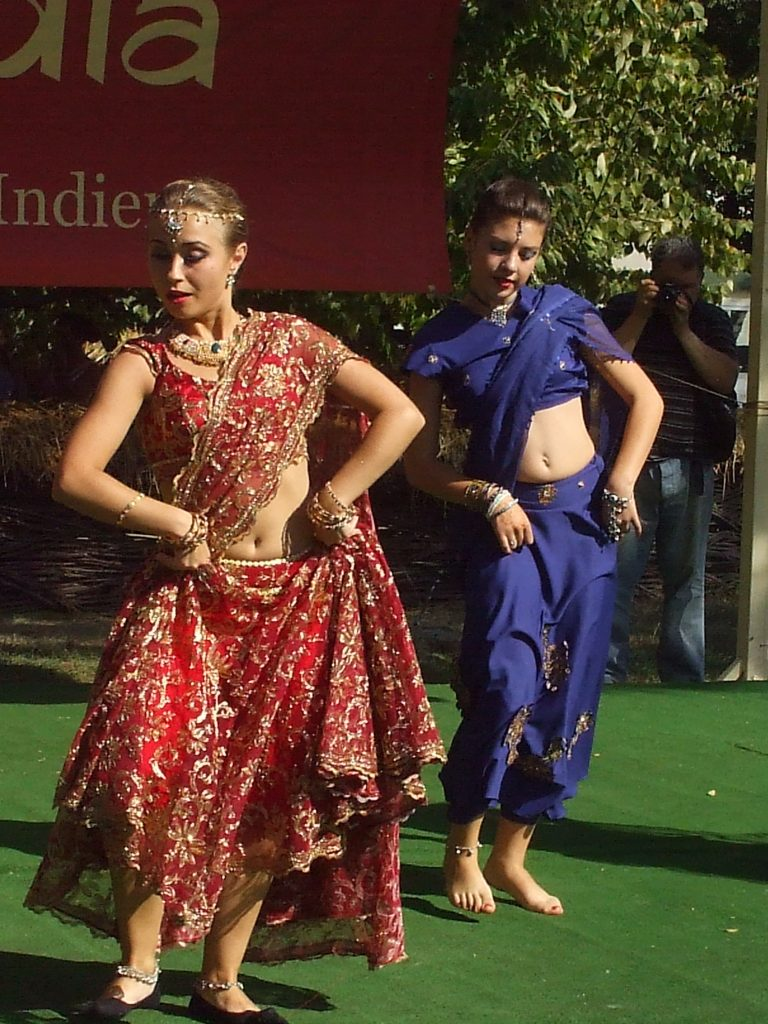 NAMASTE INDIAN FESTIVAL IN BUCHAREST