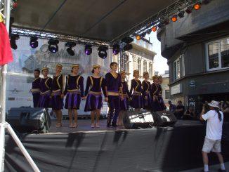 The Armenian Street Festival - Bucharest, 2013