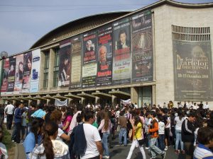 Bucharest High School Pupils Parade 2010 - 3