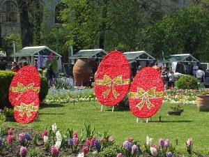 Easter Fairs in Bucharest - 1