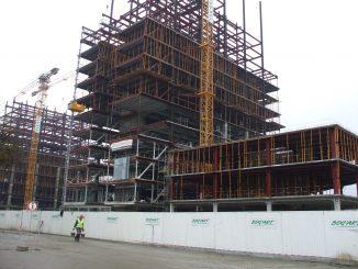 Bucharest Under Construction
