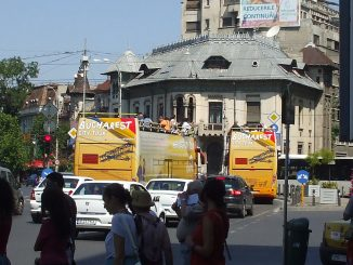 Bucharest City Tour launched in Bucharest - July 28 2011